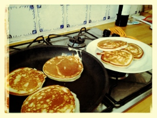Pancake  - home made